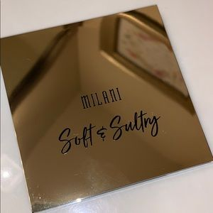 Milani Soft & Sultry palette